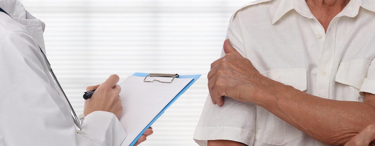 Arthritic Pain Relief PT