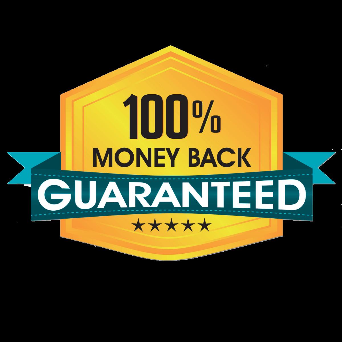 Money Back Guaranteed 5